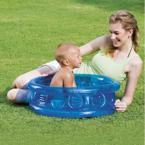 Detský bazén s mäkkým dnom Bestway 51112