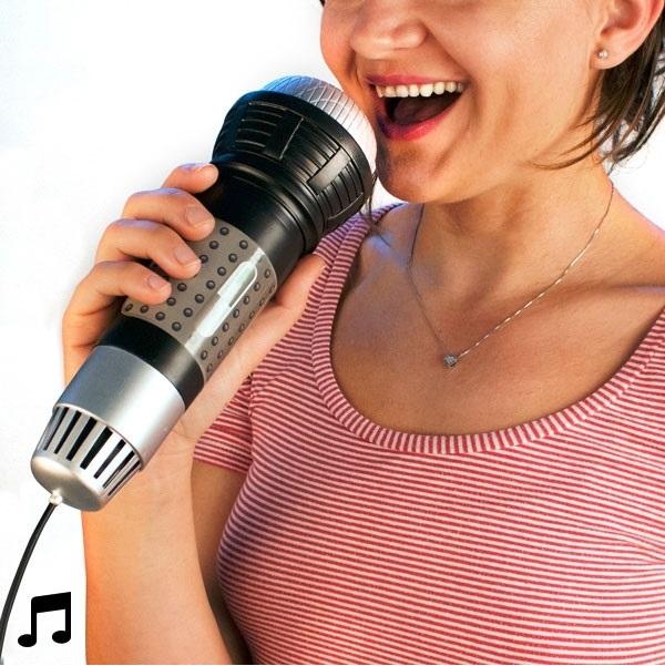 Detský echo mikrofón