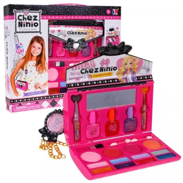 Detský make-up s kabelkou