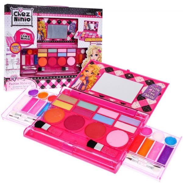 Detský make-up v praktickej kazete