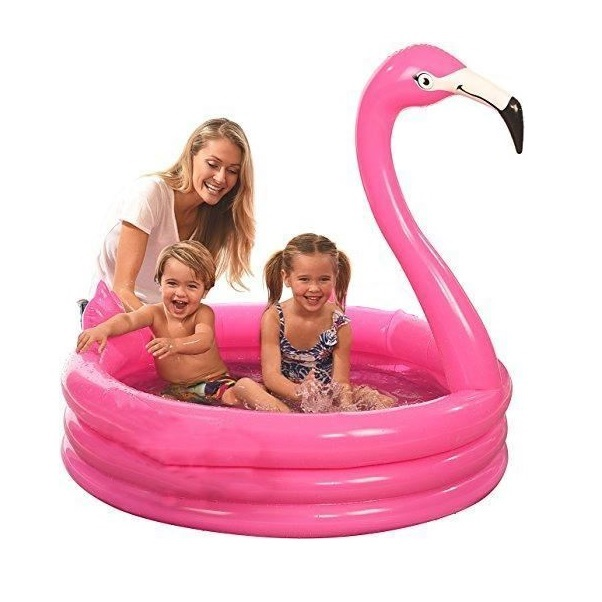 Detský nafukovací bazén Plameniak