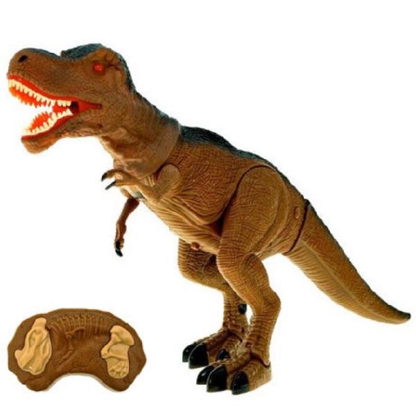 Dinosaurus T-Rex na diaľkové ovládanie