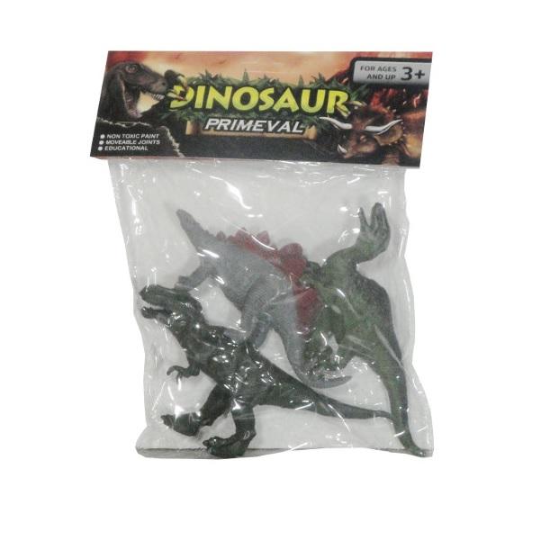 Dinosaury - sada 3 ks