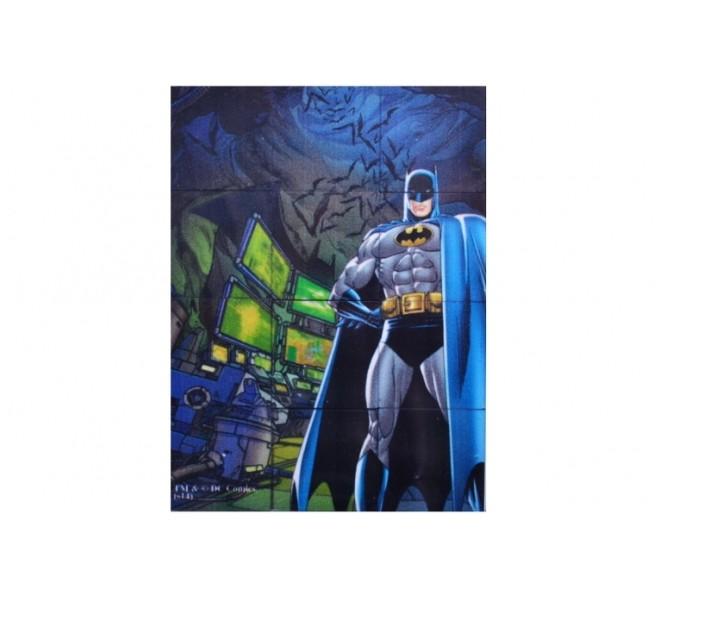 Obrázkové kocky-Batman