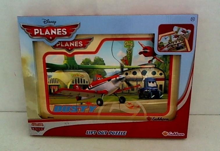 Drevené puzzle Planes