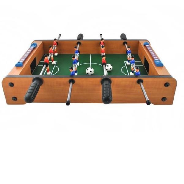 Drevený stolný futbal 51 cm