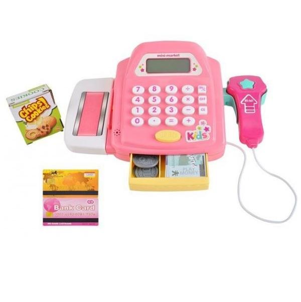 Elektronická pokladňa s kalkulačkou