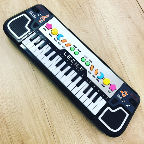 Elektronický klavír pre deti