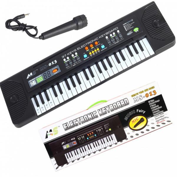 Elektronický klavír s mikrofónom MS-013