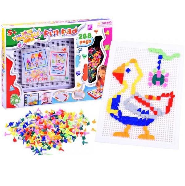 Farebná obrázková mozaika