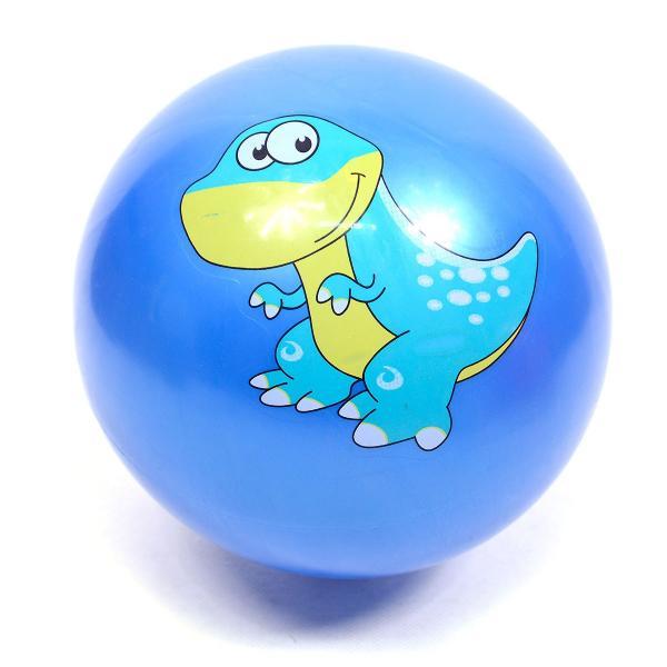 Gumová lopta 20 cm DINO