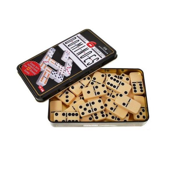 Hra-domino - akcia: pokryvená krabica