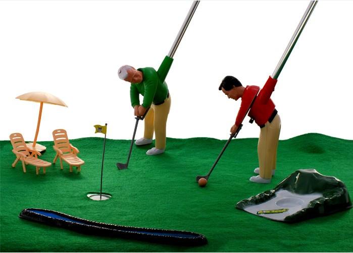 Hra-golfová súprava