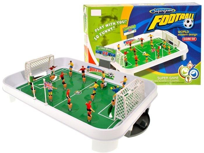 Hra - stolný futbal 34 cm x 25 cm