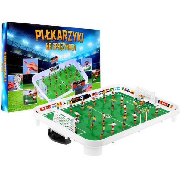 Hra - stolný futbal 49 x 37 cm