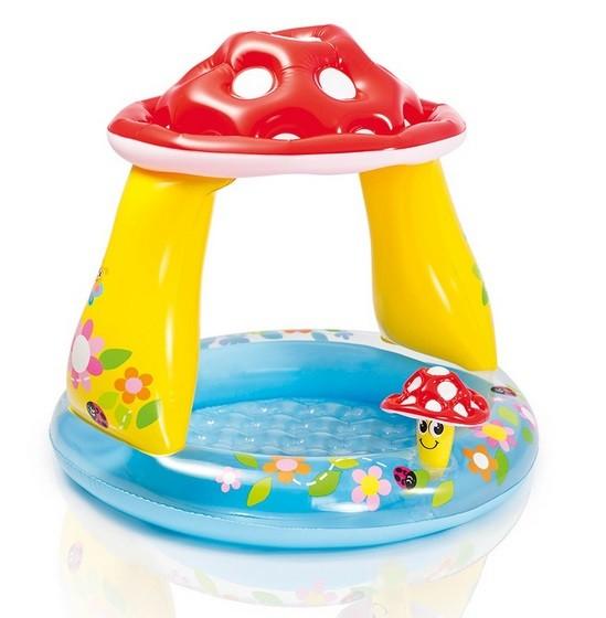Nafukovací bazén muchotrávka Intex 57114
