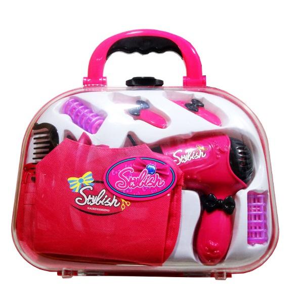Kadernícka súprava v kufríku