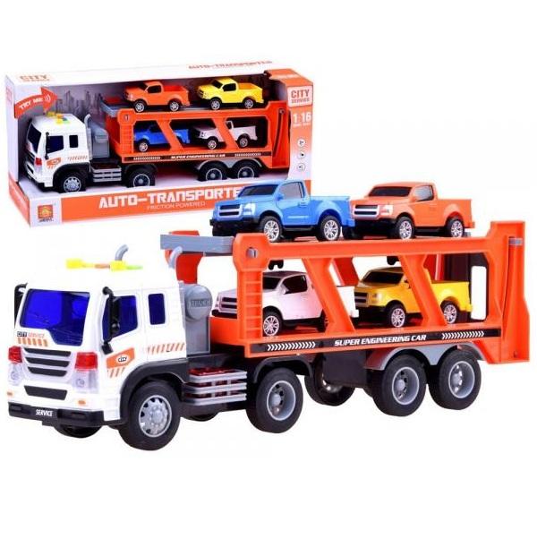 Kamión na prepravu aut