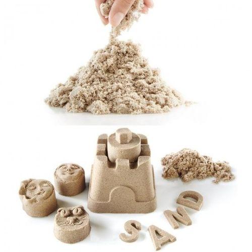 Kinetický piesok 1 kg prírodný