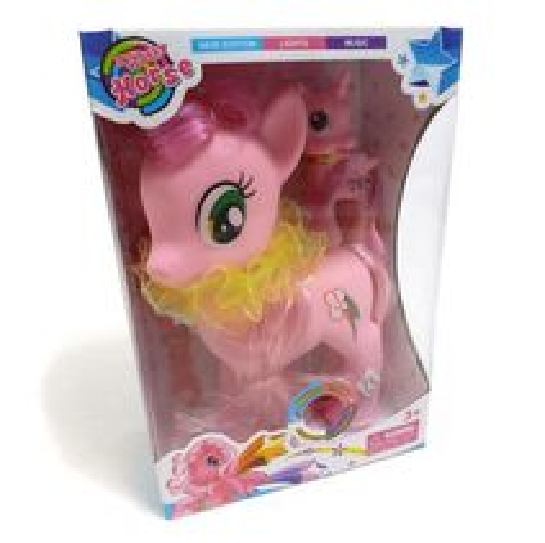Koník Pony so svetlom a zvukom