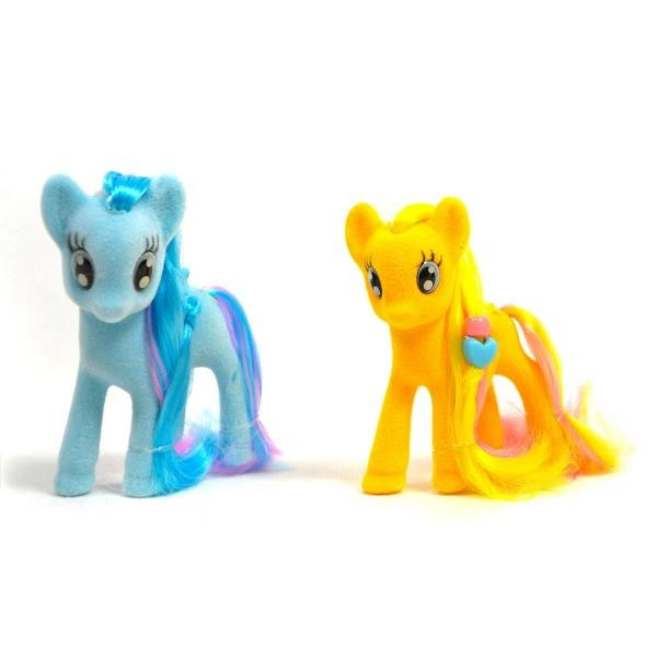 Koníky Pony 2 ks