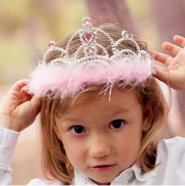 Korunka pre malé princezné