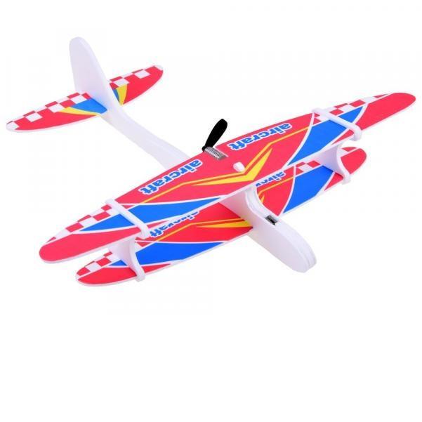 Ľahké penové lietadlo