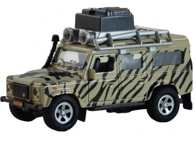 Land Rover safari 14cm