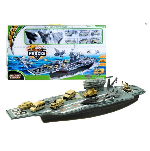 Lietadlová vojenská loď