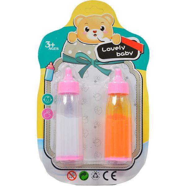 Magické fľašky pre bábiky