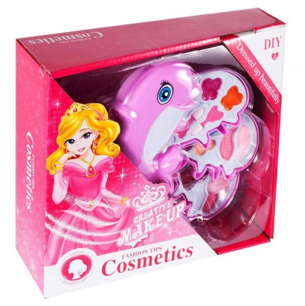 Make-up pre dievčatá v tvare delfína