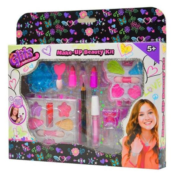 Make-up pre malé princezné