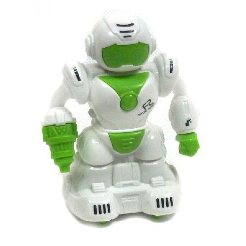 Malý robot na zotrvačník