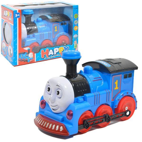 Mašinka Tomáš so svetlom a zvukom 22 cm