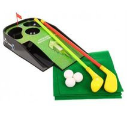 Mini Golf so svetelným efektom