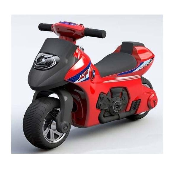Motorka HZ617 červená