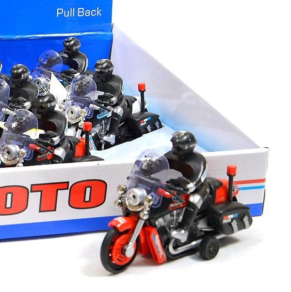 Motorka s jazdcom