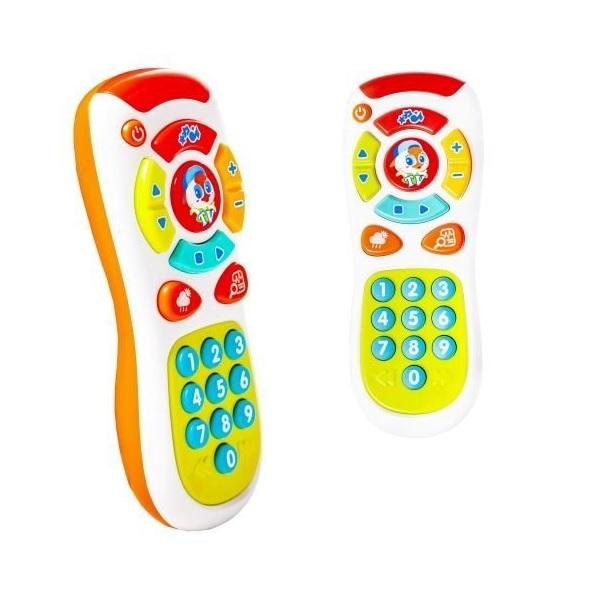 Multifunkčný diaľkový ovládač pre deti
