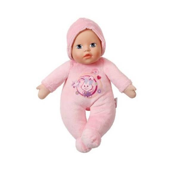 MY LITTLE BABY BORN bábika First Love, ružová