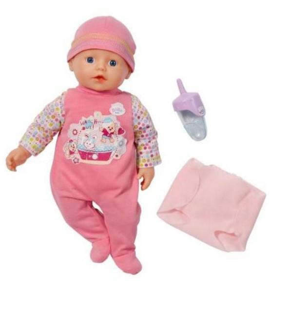 MY LITTLE BABY BORN kúpacia bábika 32 cm