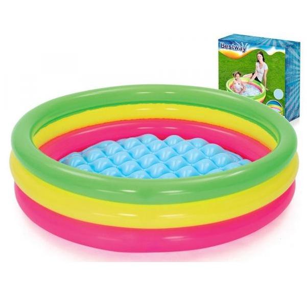 Nafukovací bazén 102 cm Bestway 51104