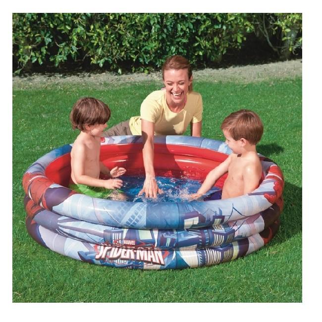 Nafukovací bazén 122x30 Spiederman Bestway 98018