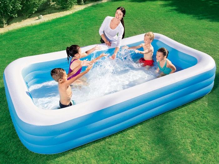 Nafukovací bazén 305x183 Bestway 54009