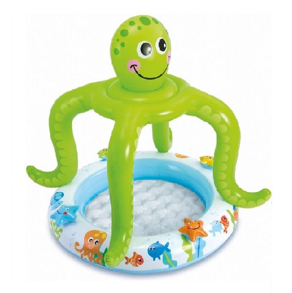 Nafukovací bazén chobotnica Intex 57115