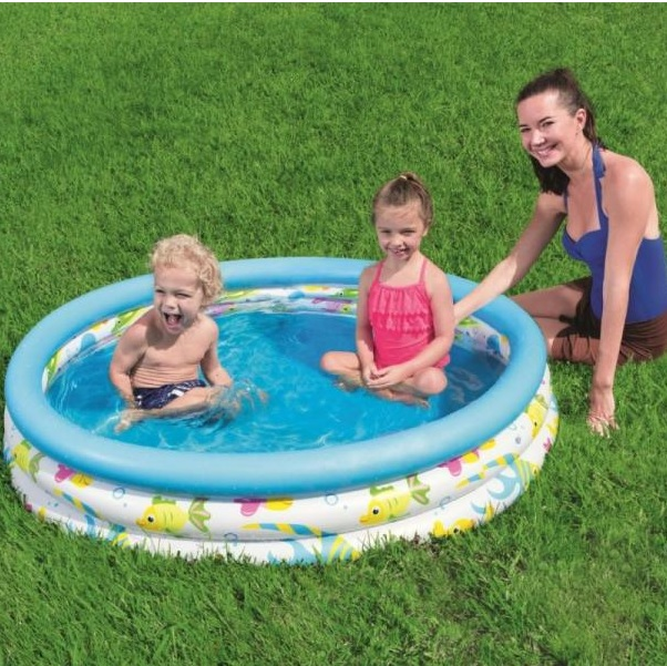 Nafukovací bazén pre deti 122 cm Bestway 51009