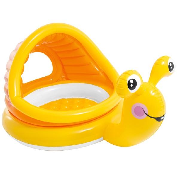 Nafukovací bazén slimák Intex 57124