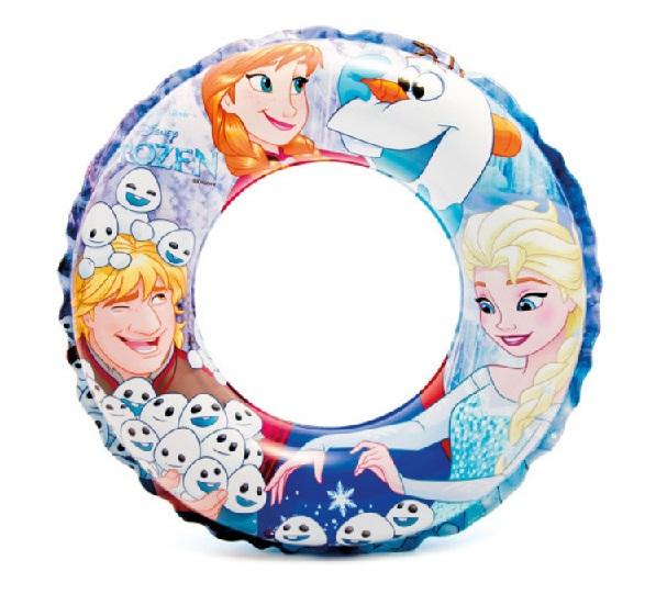 Nafukovacie koleso Frozen Intex 56201