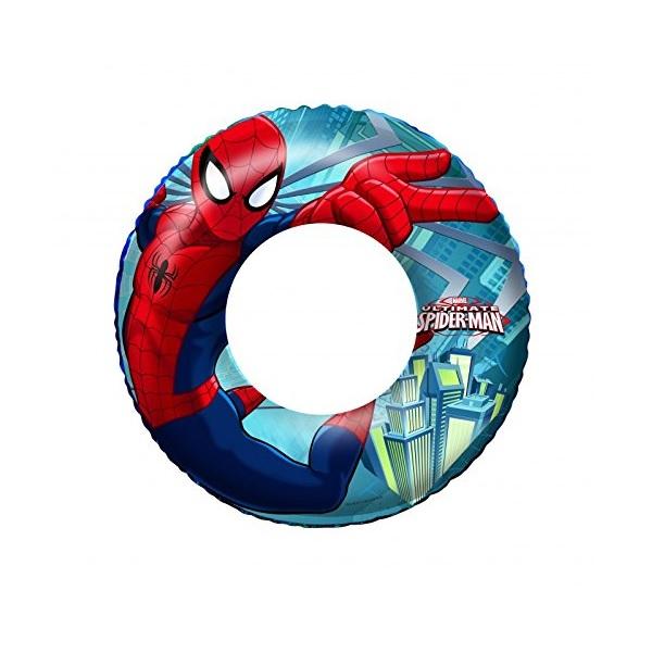 Nafukovacie koleso Spiderman Bestway
