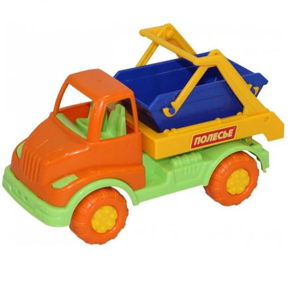 Nákladné auto s kontajnerom16 cm