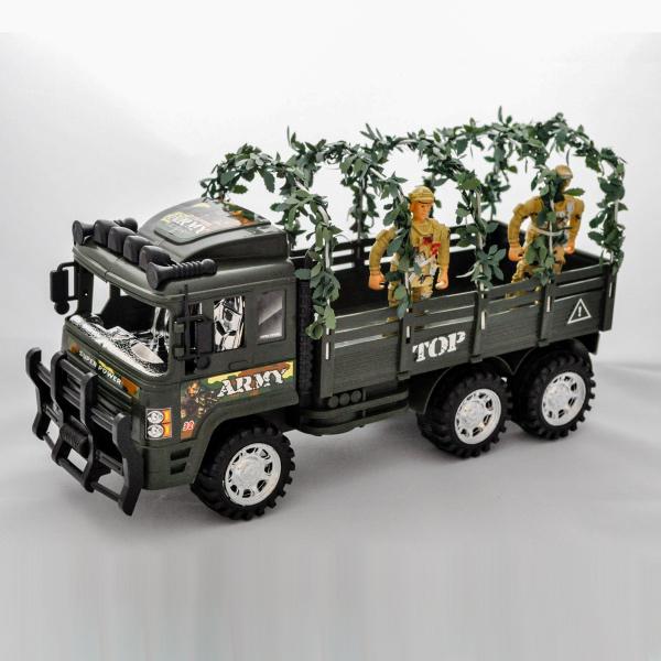 Nákladné vojenské auto 30 cm